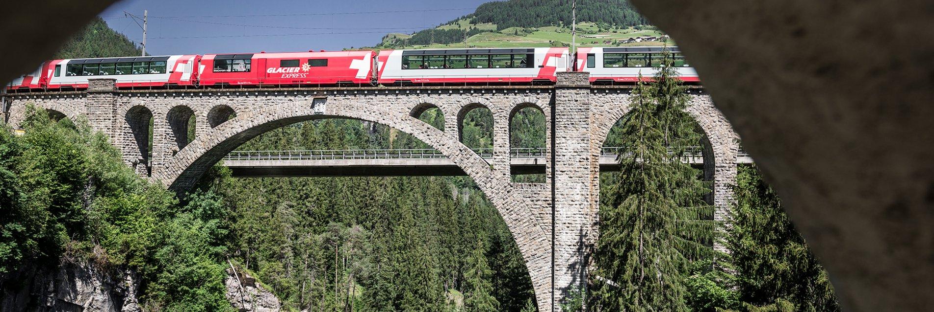 Glacier Express RhB